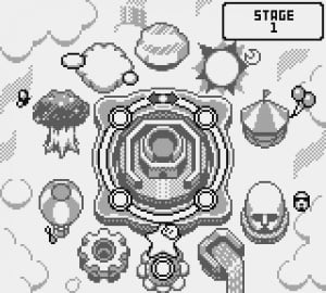 Kirby's Block Ball Review - Screenshot 1 of 4