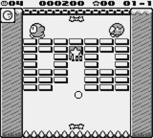 Kirby's Block Ball Review - Screenshot 3 of 4