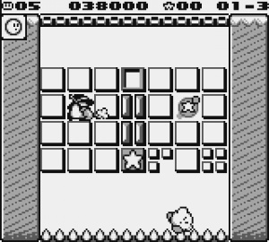 Kirby's Block Ball Review - Screenshot 2 of 4