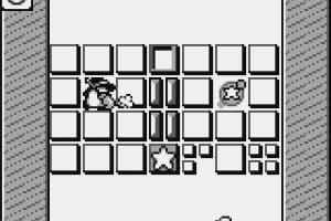 Kirby's Block Ball Screenshot