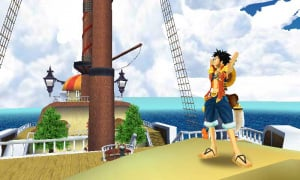 One Piece Unlimited Cruise SP Review - Screenshot 2 of 6