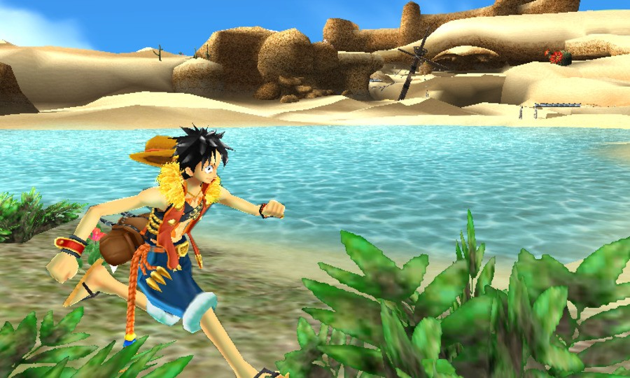One Piece Unlimited Cruise SP Screenshot