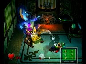 Luigi's Mansion Review - Screenshot 2 of 5