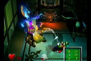 Luigi's Mansion Screenshot