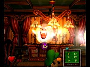 Luigi's Mansion Review - Screenshot 1 of 5