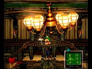 Luigi's Mansion Review - Screenshot 5 of 5