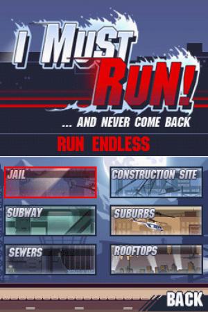I Must Run! Review - Screenshot 1 of 3