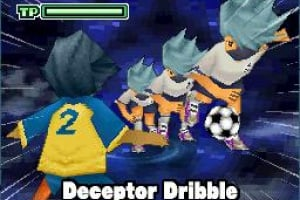 Inazuma Eleven 2 Firestorm Screenshot
