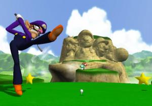 Mario Golf: Toadstool Tour Review - Screenshot 2 of 4
