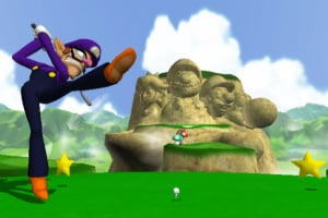 Mario Golf: Toadstool Tour Screenshot