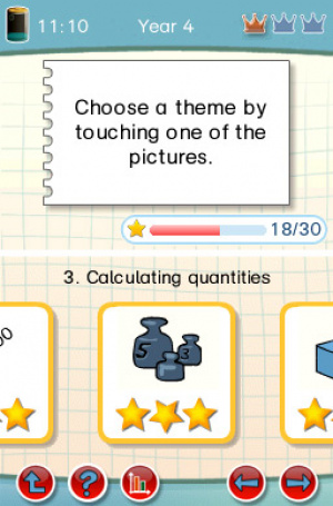 Successfully Learning Mathematics: Year 4 Review - Screenshot 2 of 2