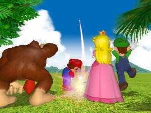 Mario Golf: Toadstool Tour Review - Screenshot 3 of 4