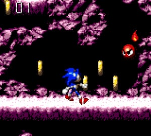 Sonic Blast Review - Screenshot 1 of 3