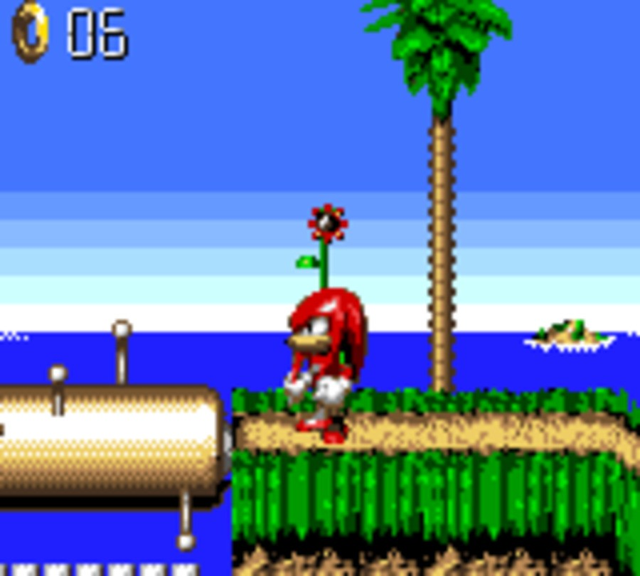 Sonic Blast Screenshot