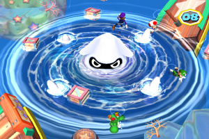 Mario Party 6 Screenshot