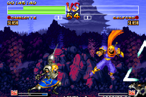 Samurai Shodown IV Screenshot