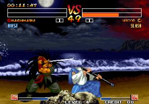 Samurai Shodown IV Review - Screenshot 1 of 3