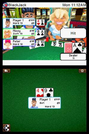 1st Class Poker & BlackJack Review - Screenshot 1 of 3