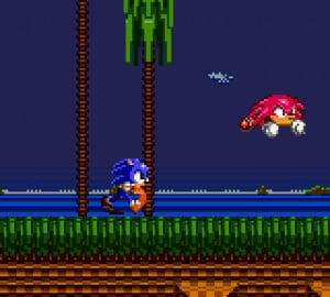Sonic the Hedgehog: Triple Trouble Review - Screenshot 1 of 2