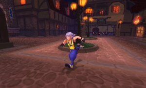 Kingdom Hearts 3D: Dream Drop Distance Review - Screenshot 1 of 4