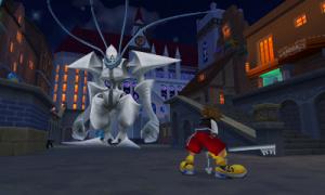 Kingdom Hearts 3D: Dream Drop Distance Review - Screenshot 2 of 4