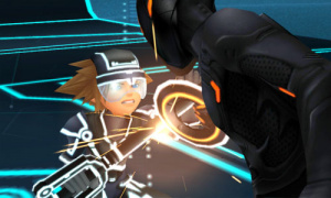 Kingdom Hearts 3D: Dream Drop Distance Review - Screenshot 2 of 4