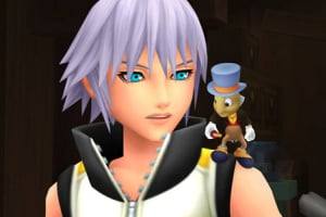 Kingdom Hearts 3D: Dream Drop Distance Screenshot