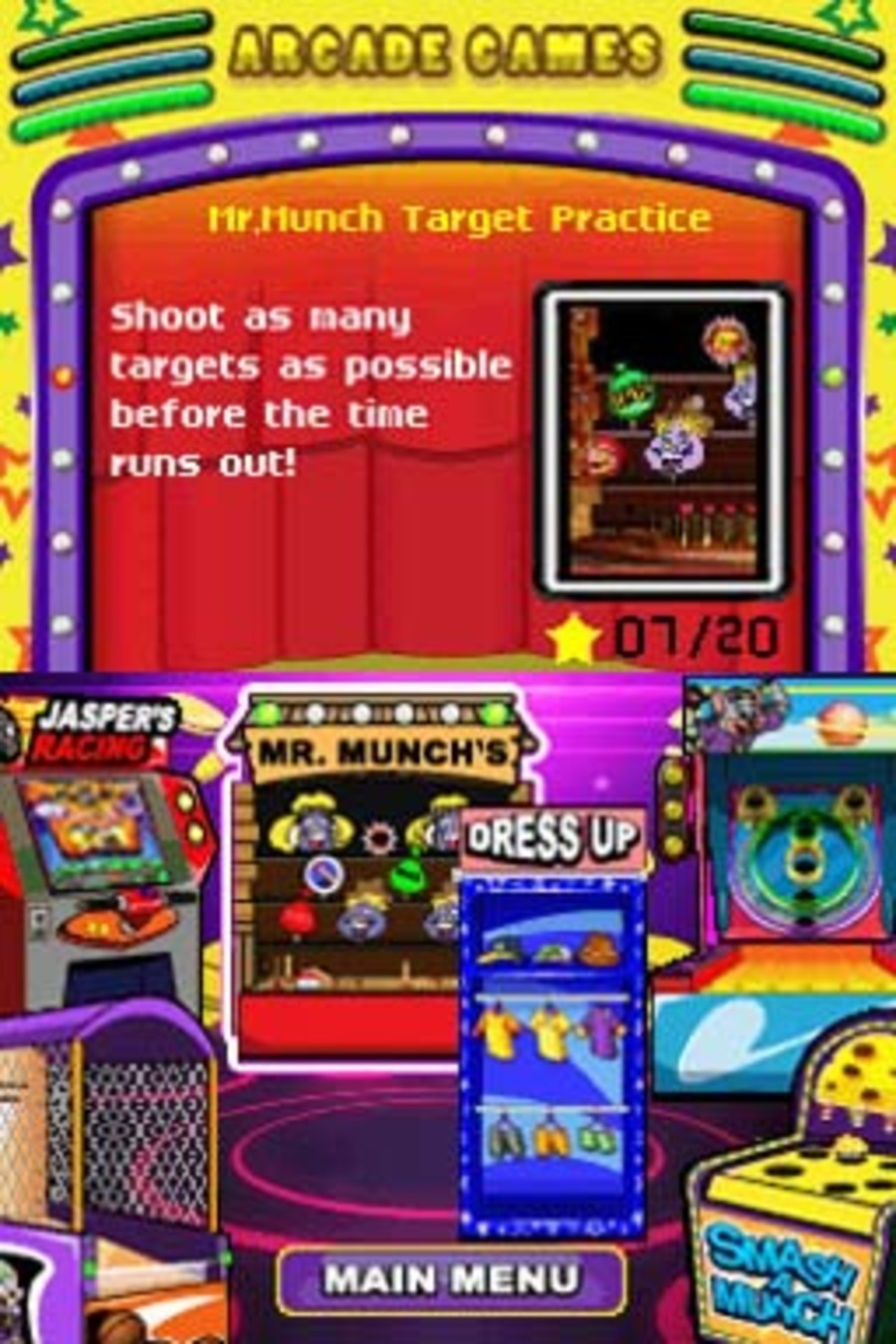 Chuck E. Cheese's Arcade Room Screenshot
