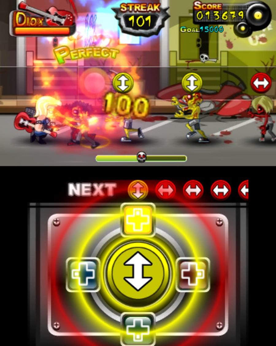 Zombie Slayer Diox Screenshot