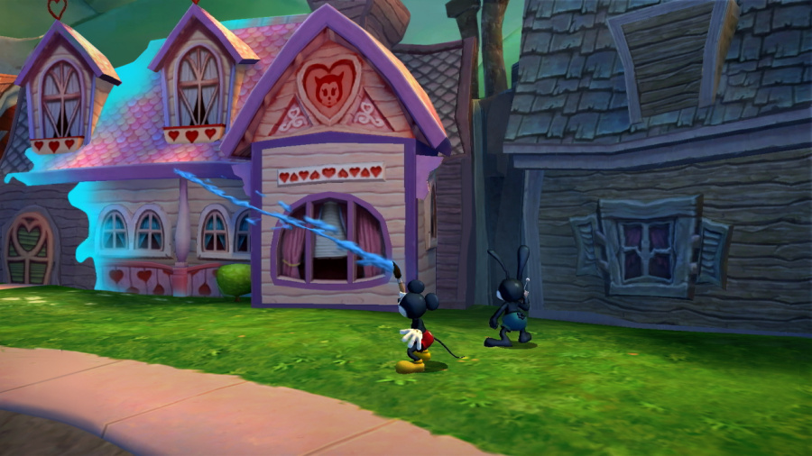 Disney Epic Mickey 2: The Power of Two Review - Screenshot 4 of 5