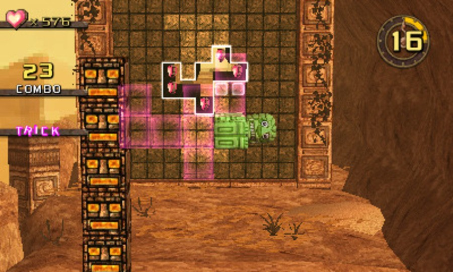SpeedThru: Potzol's Puzzle Screenshot