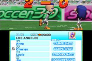 Arc Style: Soccer!! 3D Screenshot