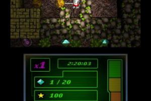 Boulder Dash-XL 3D Screenshot