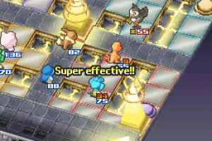 Pokémon Conquest Screenshot