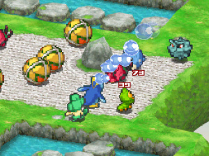 Pokémon Conquest Review - Screenshot 2 of 4