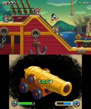 Disney Epic Mickey: Power of Illusion Review - Screenshot 1 of 6