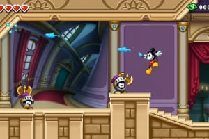 Disney Epic Mickey: Power of Illusion Screenshot