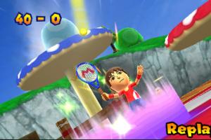 Mario Tennis Open Screenshot