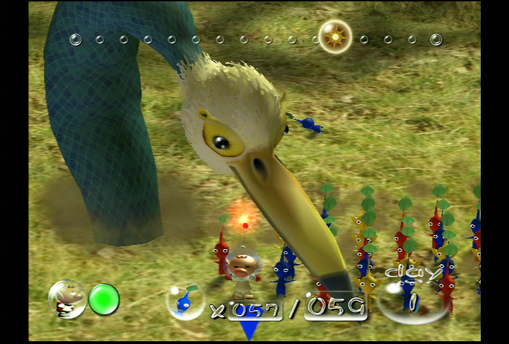 Pikmin Gcn Gamecube Game Profile News Reviews Videos Screenshots