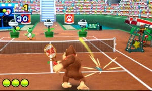 Mario Tennis Open Review - Screenshot 3 of 4