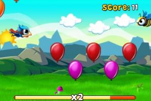 Bird Mania 3D Screenshot