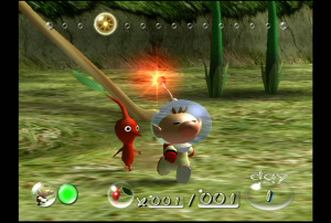 Pikmin Review - Screenshot 1 of 2