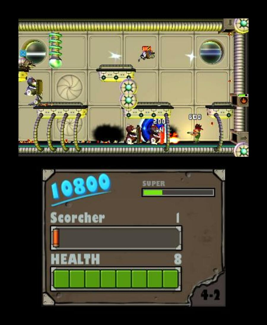 Alien Chaos 3D Screenshot