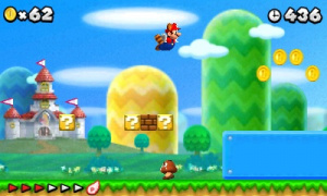 New Super Mario Bros. 2 Review - Screenshot 2 of 6