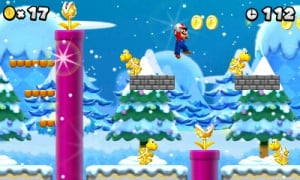 New Super Mario Bros. 2 Review - Screenshot 1 of 6