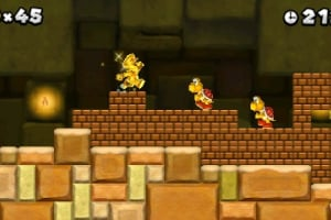New Super Mario Bros. 2 Screenshot
