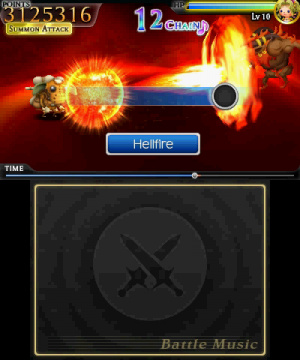 Theatrhythm: Final Fantasy Review - Screenshot 2 of 5