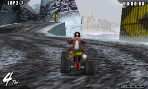 ATV Wild Ride 3D Review - Screenshot 4 of 6