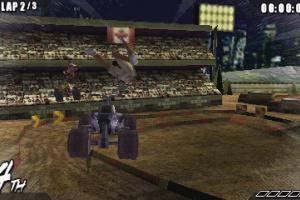 ATV Wild Ride 3D Screenshot