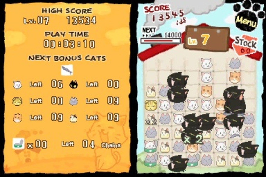 Cat Frenzy Screenshot
